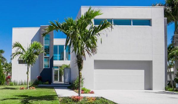 Casa moderna de dos pisos planos de casas 3d for Casas planta baja bonitas