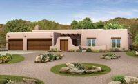 Diseño Casa Moderna de Adobe