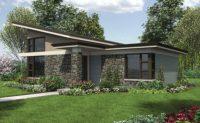 Imagen de Casa Moderna de 1 Piso en 83m2